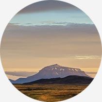 Islandreisen Hochland Individuell Herdubreid