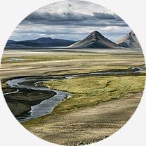 Islandreisen Hochland Individuell Mödrudalur