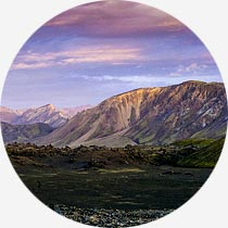 Islandreisen Hochland Individuell Landmannalaugar