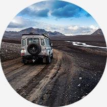 Islandreisen Hochland Individuell Hochlandpiste