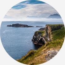 Islandreisen Inselwelten Papey
