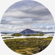 Islandreisen wandern