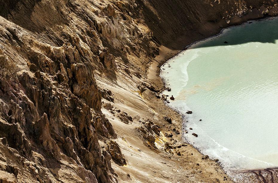 Islandreisen Viti-Krater Askja
