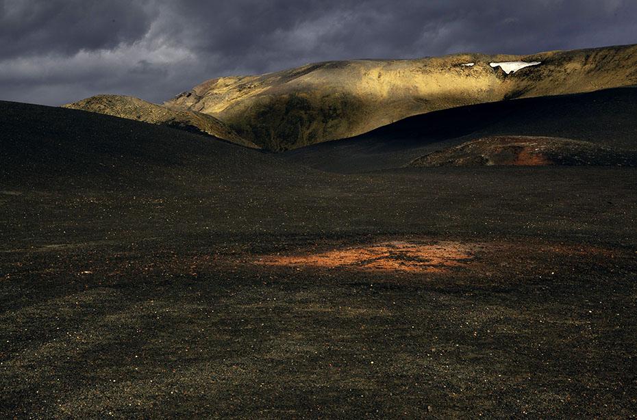 Askja Landschaft