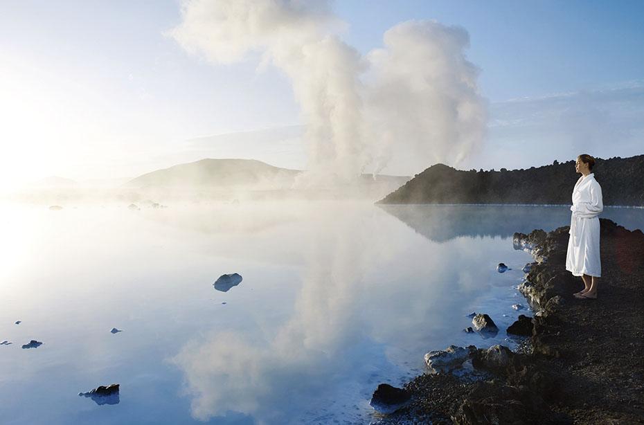 Reykjavík, Silfra & Vulkane: Die Blaue Lagune