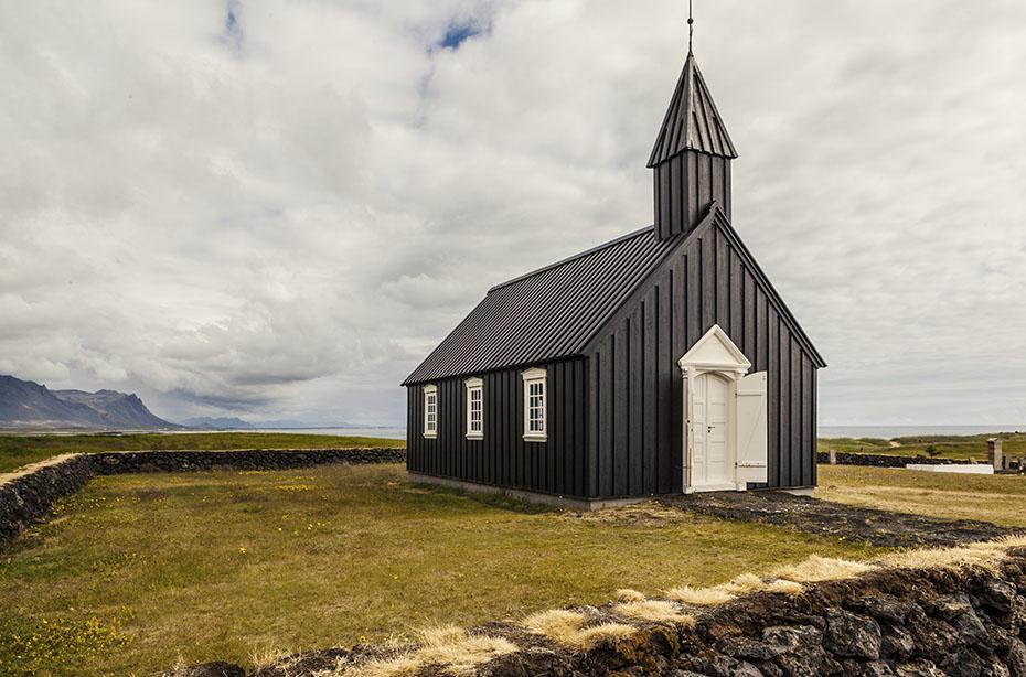 Die Kirche von Búðir