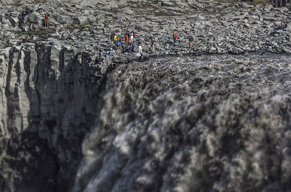 Islands wunderbarer Norden: Dettifoss