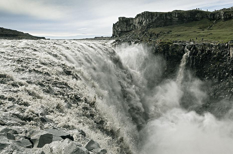 Islandreisen Dettifoss