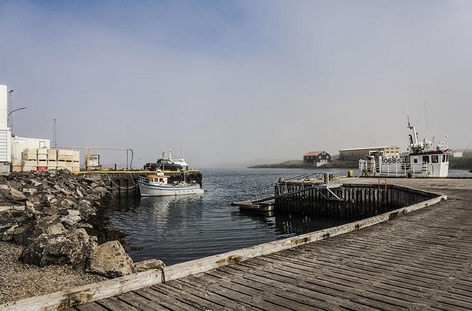 Hafen von Djupivogur