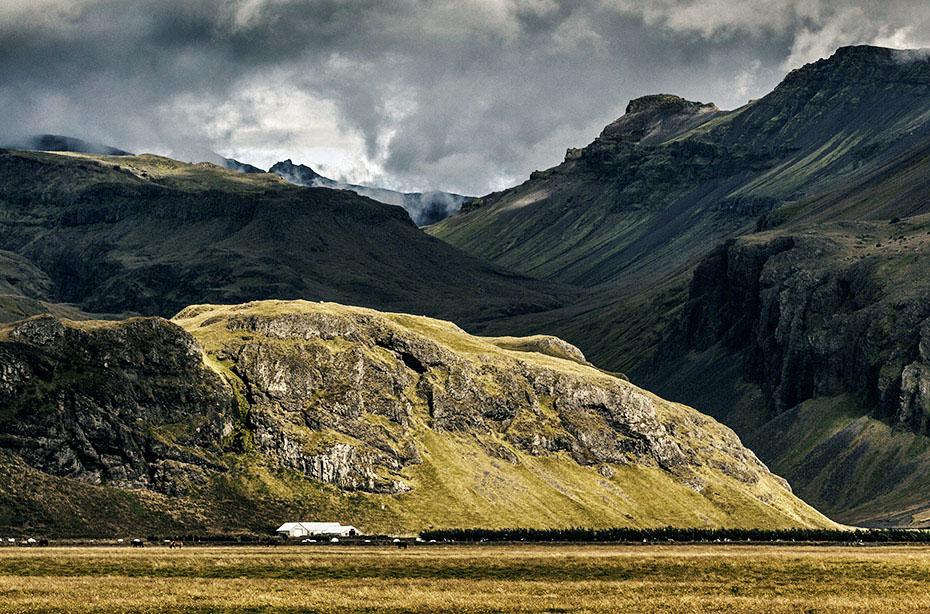 Island Exkursion im Herbst: Eyjafjallajökull