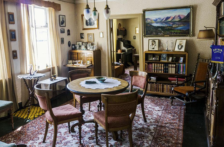 Das Heimatmuseums von Flateyri