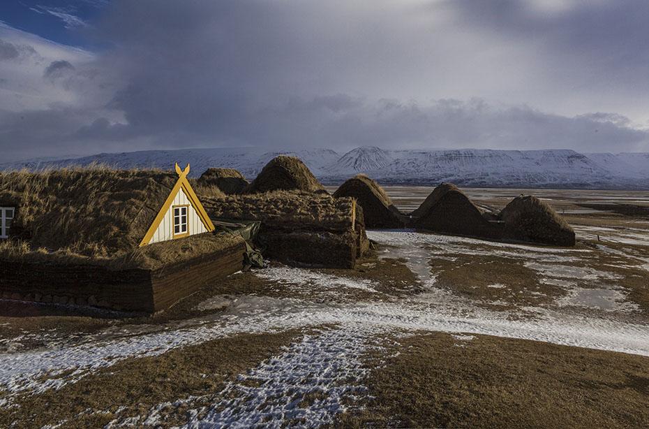 Islands wunderbarer Norden: Glaumbær