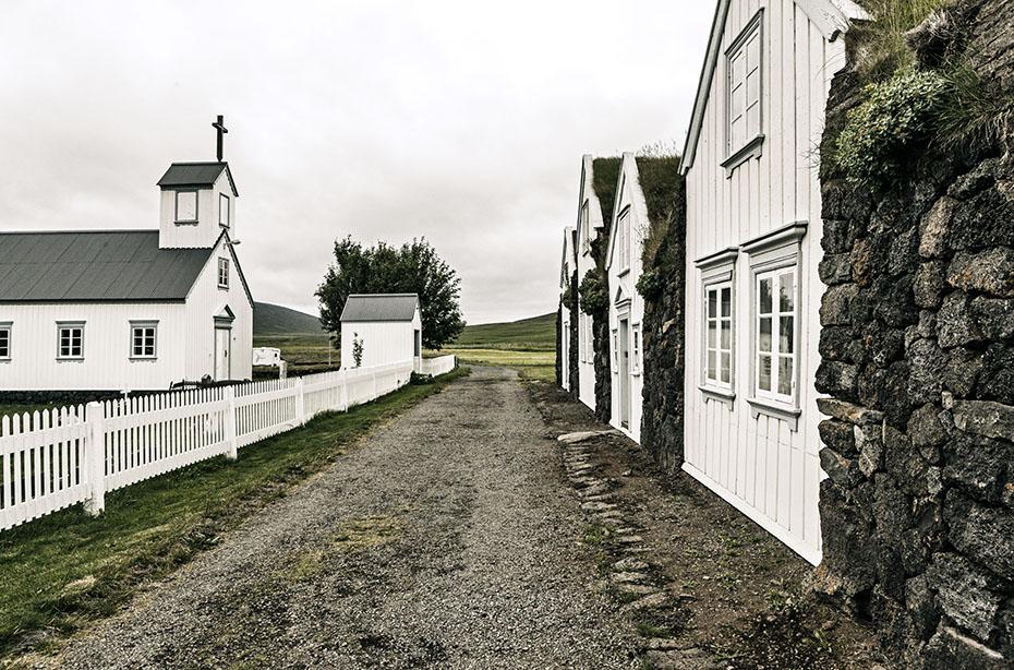Kirche von Grenjaðarstaður