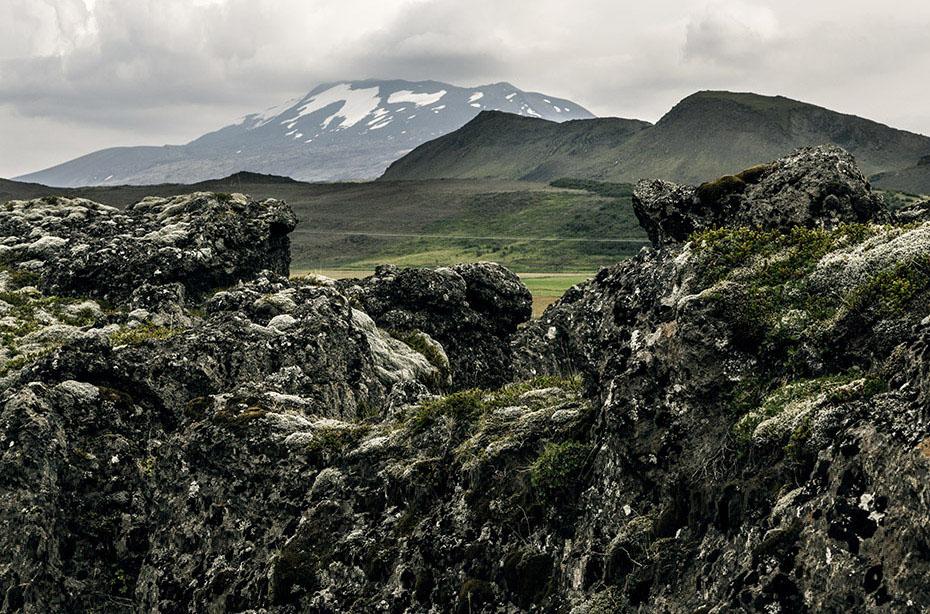 Reykjavík, Silfra & Vulkane: der Vulkan Hekla