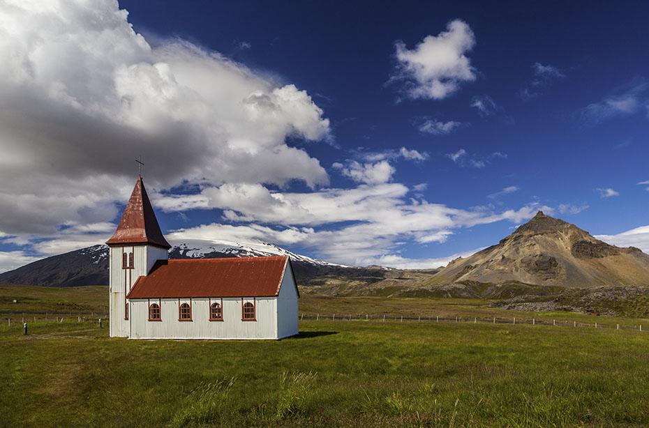 Kirche von Hellnar