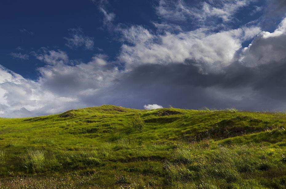 Sommertag am Hvalfjörður