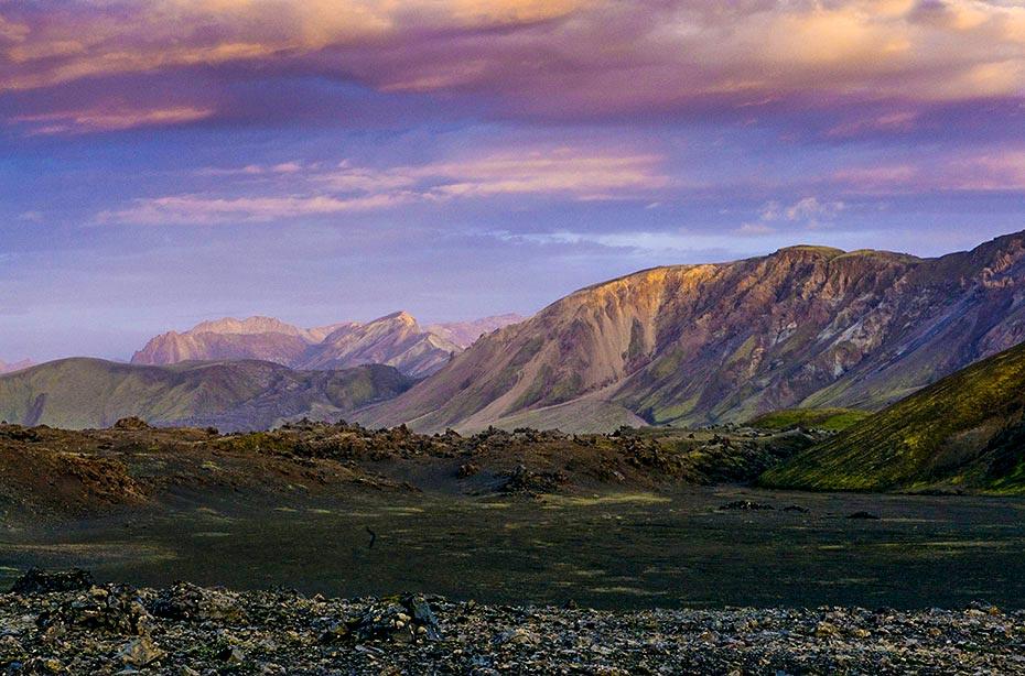 Islandreisen Landmannalaugar