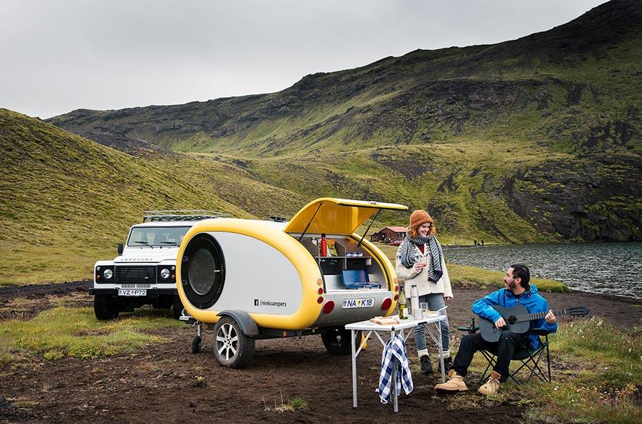 space camper islandreisen f r entdecker. Black Bedroom Furniture Sets. Home Design Ideas
