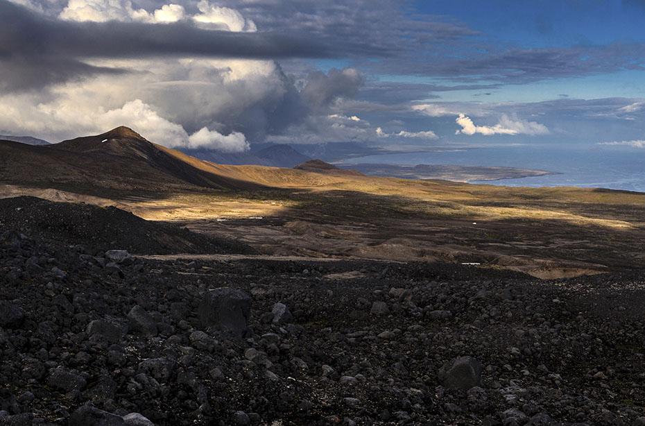 Landschaft im Snæfellsjökull-Nationalpark