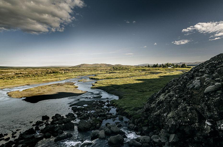 Wandern wie die Wikinger: Þingvellir-Nationalpark