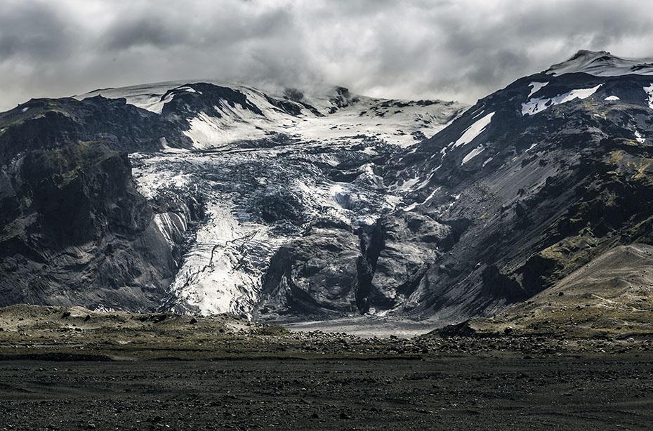 Reykjavík & Natur intensiv: Gletscherzunge des Eyjafjallajökull