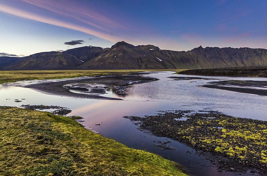 See im Vatnajökull-Nationalpark
