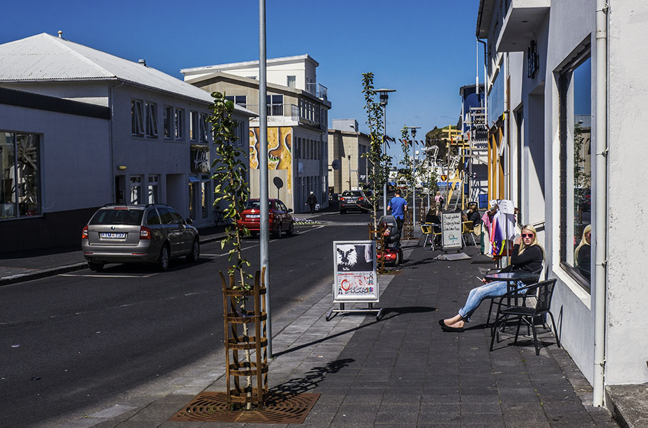 Westmännerinseln: Heimaey - Entspannte Atmosphäre in der Hauptstadt