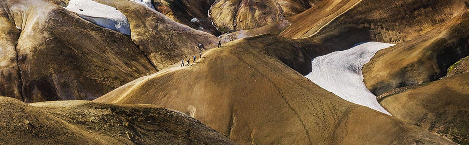 Island-Reisen: Aktiv-Reisen