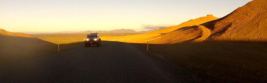 Island Reisen: Mietwagenreisen