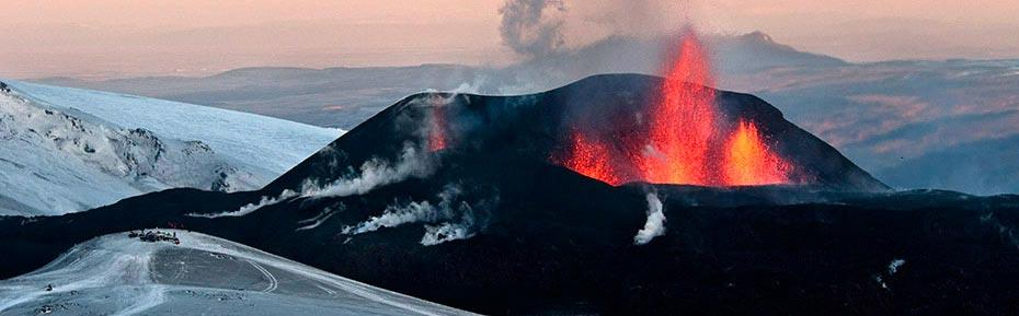 Eruption des Eyjafjallajökull