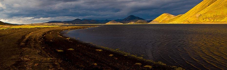 Islandreisen Newsletter Hochland