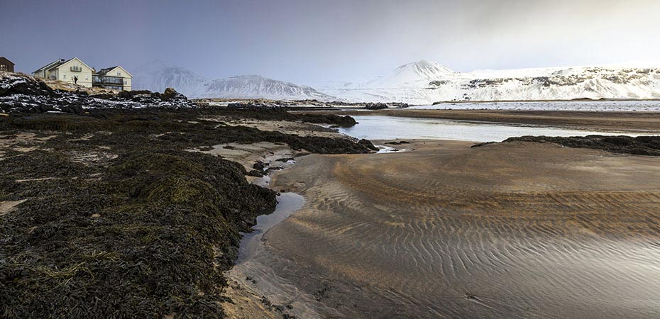 Búðir auf der Halbinsel Snæfellsnes
