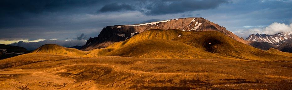 Islandreisen Hochland individuell Landschaft