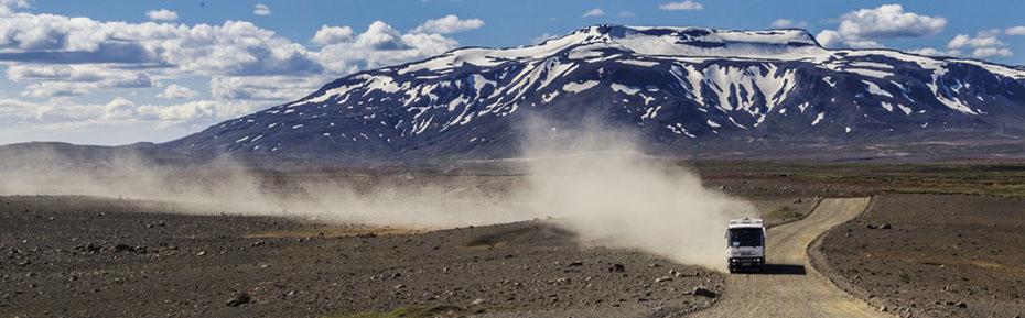 Island Rundreisen
