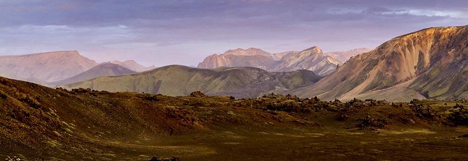 Island Sehenswürdigkeiten Landmannalaugar