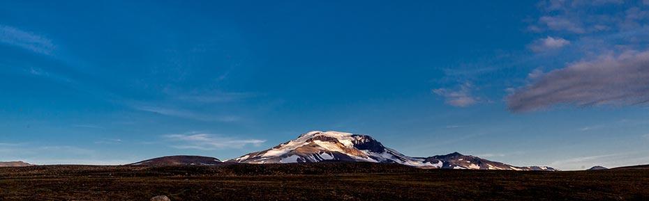 Islandreisen Island-Reisen Snaefell