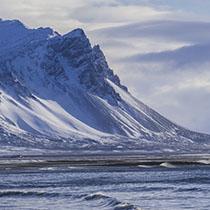 Berge auf Snæfellsnes
