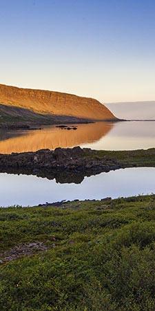 Island die Westfjorde