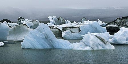 Island Süden Jökulsarlon