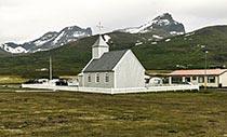 Ansicht von Bakkagerði