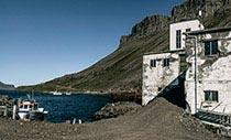 Die Westfjorde Djúpavík