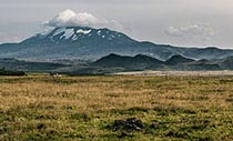 Der Vulkan Hekla