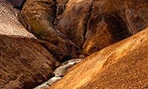 Kerlingarfjöll, die Trollweibs-Berge