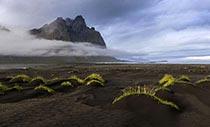 der Klifatindur im Osten Islands