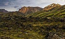 Landmannalaugar, Farbenwunder im Hochland