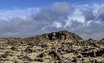 die Halbinsel Reykjanes