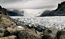 Svínafellsjökull, Gletscherzunge des Vatnajökull