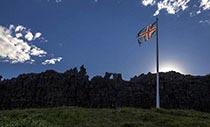 Þingvellir, das historische Herz Islands
