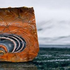 Geologie Islands Mineralien
