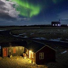 Island Reisen Polarlichter